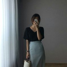 Community wall photos - Summer Outfits for Work Modest Outfits, Classy Outfits, Modest Fashion, Vintage Outfits, Casual Outfits, Cute Outfits, Fashion Outfits, Womens Fashion, Fashion Tips