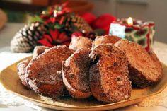 SANTA MELANCIA : O Natal não é o mesmo sem rabanadas LIGHT!