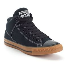 604a3ecfe7211 Adult Converse Chuck Taylor All Star High Street Mid-Top Sneakers Converse  Pour Hommes