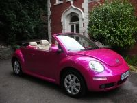 even pinker