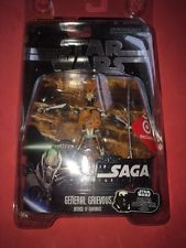 STAR WARS SAGA COLLECTION TARGET EXCLUSIVE DEMISE OF GRIEVOUS BY HASBRO (2006)