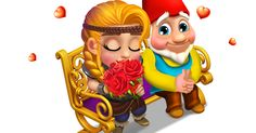 Royal Story Valentine's Day Time Limited Quest  1/3 (2015)