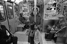New York Street Photography by Richard Sandler