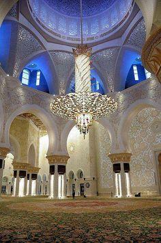 The Grand Mosque | Abu Dhabi