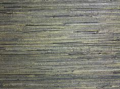 Antilles Weave Wallpaper A textured wide width wallpaper with a woven raffia finish on metallic gold.