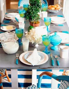vignette design: Tuesday Inspiration: Turquoise