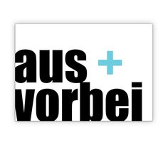 """Trennungs / Scheidungs Klappkarte """"Aus und vorbei"""" - http://www.1agrusskarten.de/shop/trennungs-scheidungs-klappkarte-aus-und-vorbei/    00000_10_390, Beziehungsende, Klappkarte, Scheidungskarte00000_10_390, Beziehungsende, Klappkarte, Scheidungskarte"""