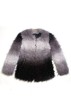 Fringe Luxe Jacket