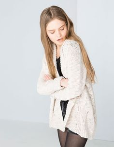 Bershka Lithuania - BSK braided jacket