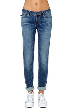 Lee 3 Year Fade Skinny Jean | Shop What's New at Nasty Gal