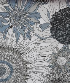 Liberty Art Fabrics Susanna D Tana Lawn | Fabric by Liberty Art Fabrics | Liberty.co.uk