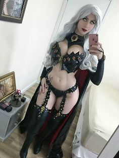 Lady Death by Adami Langley
