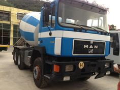 We sell cheap Concrete MAN 24.292 Second Hand. Manufacture year: 1992. Mileage: 300000 km. Weight: 11230 kg.  Excellent running condition. Ask us for price. Reference Number: AC2415. Baurent Romania.