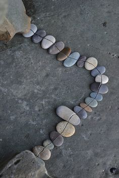 Stone line | Flickr - Photo Sharing!