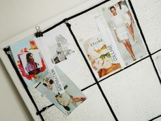 Studio Blog by Rianna Phillips: New Collection Hybrid on the pin board - http://rianna-studio.blogspot.co.uk