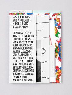 namashco:  Editorial design - Print - Magazine - Book Design - ICH LIEBE DICH WIE APFELMU� 2013