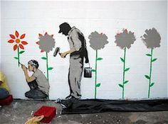 Banksy in NOLA