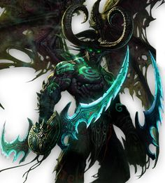 Illidan Stormrage - World of Warcraft