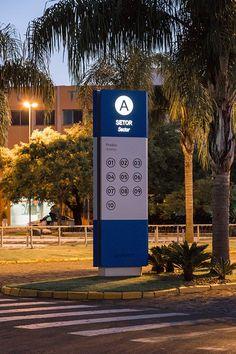 Univates Campus /STUDIOMDA Wayfinding Design