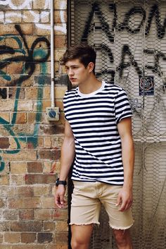 Mens Style Stripes