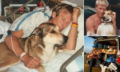 Touching film captures unbreakable bond of photographer and his dog #DailyMail | See this & more at: http://twodaysnewstand.weebly.com/mail-onlinecom