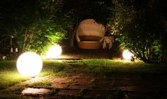 Outdoor lighting by www.platinlux.com
