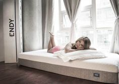 ENDY mattresses- order online, under $1000, 100 day trial, no-hassle returns- they will pick up AND Cdn!