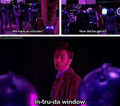 Intruda window