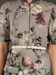 winter floral dress - Google Search