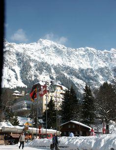 Hotel Regina in Wengen, Switzerland