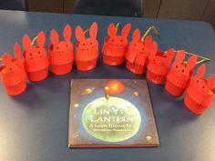 Mid-Autumn Moon Festival craft ideas from a teacher