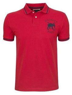 nouvelle collection ralph lauren! Hackett Bonne qualité hommes Elephant Polo  plaine rouge. lesslinshi · Ralph Lauren Pas Cher 032cb5d71f8