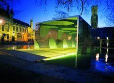 #Bruges #HotelHeritage #Belfry tower  www.hotel-heritage.com