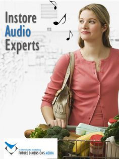 Our Instore audio provides a pleasant atmosphere to ensure all customers are kept in a happy, positive frame of mind and informed about issues that will be of importance to them as they go about their shopping.