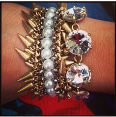 ARM PARTY -- Obsesessed. Stella & Dot Spring 2014 www.stelladot.com/maralynb