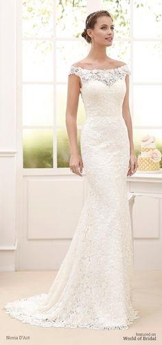 Novia D'Art 2016 Wedding Dress 13