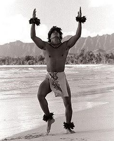 "Kim Taylor Reece ""Kamalani"" 11 X 14 Double Matted Hawaiian Hula Print - New"