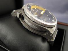 Essai de la P'6780, montre de Plongée par Porsche Design » La Revue des montres