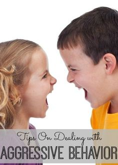 5 Best Ways To Deal With Aggressive Behavior In Children: Does your child get irritated for every single thing? #behaviors, #kids, #aggressive, #parenting, The earlier you guide your little one, the better are the chances for him to cope with aggression.