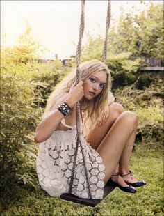 Gemma Ward by Corinne Day #lifeinstyle #greenwithenvy