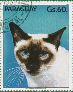 Paraguay 1989 Cat Stamps
