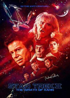 Galaxy exploration by the Starfleet representatives (a crew of a spaceship or station and its adventures). Star Trek Original Series, Star Trek Series, Tv Series, Science Fiction, Star Trek Posters, Movie Posters, Star Trek Wallpaper, Star Trek Ii, Star Wars