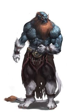 Idk if this a Frost Giant or a Windego