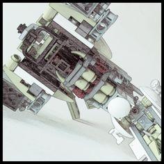 #legomecha tank mt-1