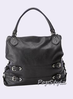 Jessica Simpson Wilshire Black Tote Handbag Chanel Tote, Prada Tote, Gucci  Purses, Burberry fd2812e837
