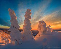 Winter in Lapland ... by Valtteri Mulkahainen - Photo 130230737 - 500px