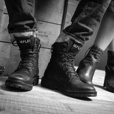 Boots with a rock soul.