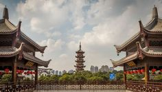 Image result for longhua temple shanghai