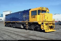 Net Photo: 7348 Kiwi Rail DFB at Hawera, New Zealand by Andrew Hamblyn Train Pictures, Diesel Locomotive, Train Station, Kiwi, New Zealand, Euro, Trains, Around The Worlds, Train
