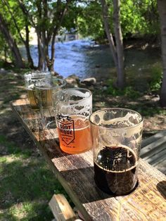 Make a stop in New London, MN for a sampling of Goat Ridge Brewing Co.'s finest! #WillmarLakesArea